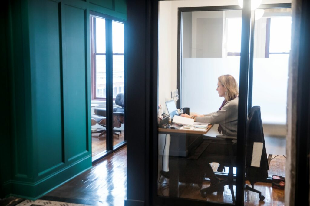 Private Office space at align.Space West Chester PA